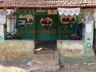 Obchod. Agonda, Goa, Indie