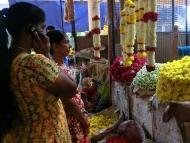 Trh v Chaudi. Canacona. Goa, Indie