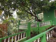 Ubytování: Agonda, Goa, Indie, Vstup
