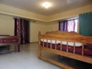 Ubytování: Agonda, Goa, Indie. Pokoj