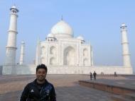 Taj Mahal - Agra, Indie