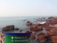 Šťastná chemie. Arambol, Goa