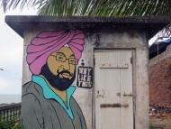 Arambol, Goa, Indie