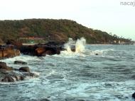 Kalacha pláž. Arambol, Goa