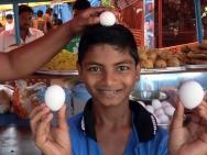Clapec v Baga, Goa - Indie