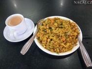 Moje Indická snídaně a masala čaj
