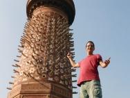 Fatehpur Sikri, Uttar Pradesh, Indie