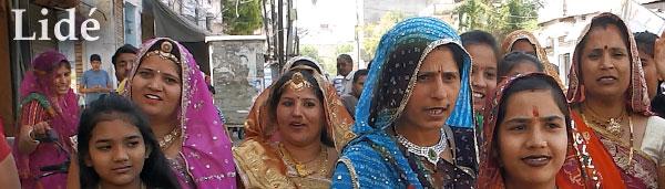 Fotografie z Indie: Indové, Indky a návštěvníci Indie