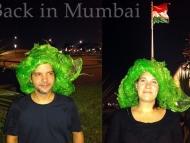 Zpátky v Mumbaji Bombaji
