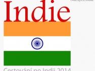 Indie 2015. Cestování po Indii