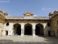 Architektura - Jaipur-Rajasthan, Indie