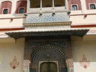 Památky - Jaipur-Rajasthan, Indie