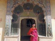 Petra Kvarčáková - Jaipur-Rajasthan, Indie