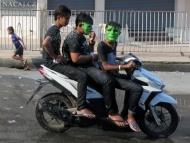 Nový Rok v dubnu. Mortorky. Kambodža