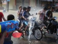 Novy Rok v Kambodži