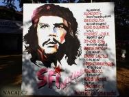Che Guevara V Ernakulam. Kerala, Indie