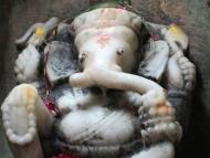 Ganesh. Pushkar, Rajastan, Indie