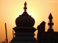 Old Rangnath Temple. Pushkar, Rajasthan, Indie