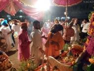 Hinduistický obřad v Pushkaru