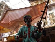 Hudebník v Puškaru