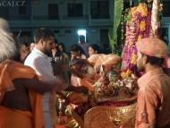 Hinduistický obřad - Pushkar