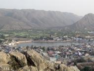 Krajina. Pushkar, Rajastan, Indie