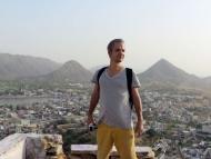 Marek. Pushkar, Rajastan, Indie