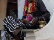 Svatý muž na ulici Puškaru