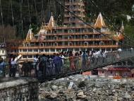 Tapovan, Rishikesh, Uttarakhand, Indie