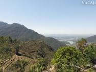 Hory. Rishikesh, Uttarakhand, Indie