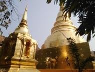 Chram, Wat, Chiang Mai, Thajsko