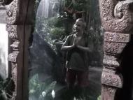 Tajemné zrcadlo. Chiang Mai, Thajsko