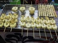 Plody Moře - street food