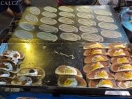 Thajské jídlo v ulicích Bangkoku, Thajsko