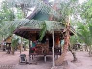 Ubytování na ostrově. Klong Prao. Ostrov Koh Chang, Thajsko