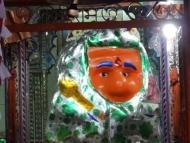 Bůžek. Udaipur, Rajasthan, IIndie