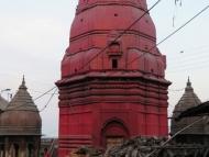 Poblíž Ghats, Varanasi, Indie