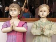 Plastic People. Varanasi, Uttar Prades