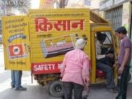 Zápalkárna ve Varanasi, Uttar Prades