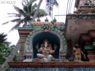 Jižní Kerala - památky Indie