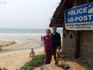 Krásné spolucestování v Indii
