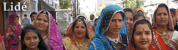 Lidé v Indii. Fotografie z Indie