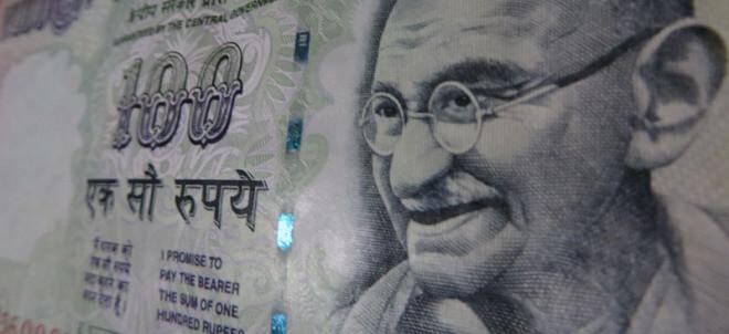 Ceny v Indii. Indické peníze
