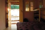 Ubytování v Arambolu, Goa, na útesu