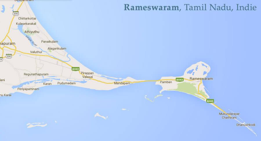 Rameswaram, Tamil Nadu, Indie