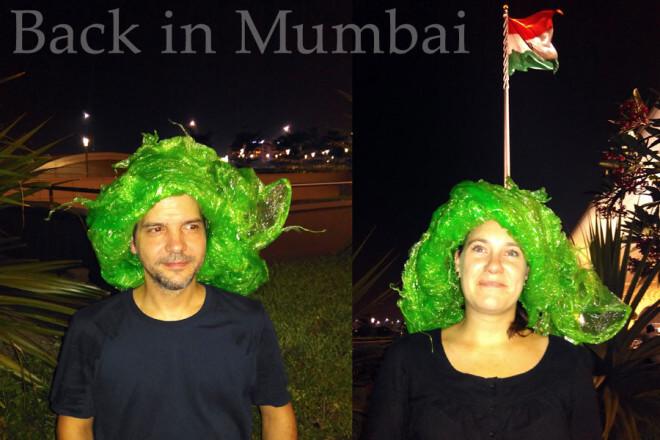 Zpátky v Bombaji. Indie 2015 - 2016