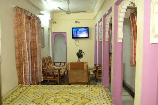 Jagat Villa Guest House - rezervace ubytování v Udaipuru