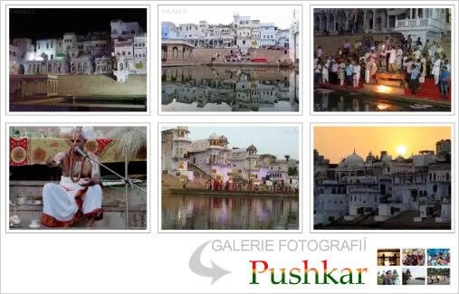 Foto-galerie: Pushkar, Rajasthan, Indie
