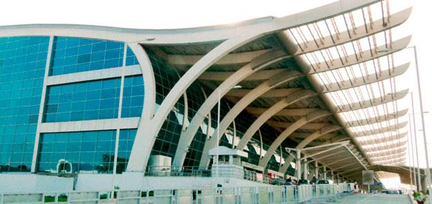 Letiště Goa - Dabolim, Indie