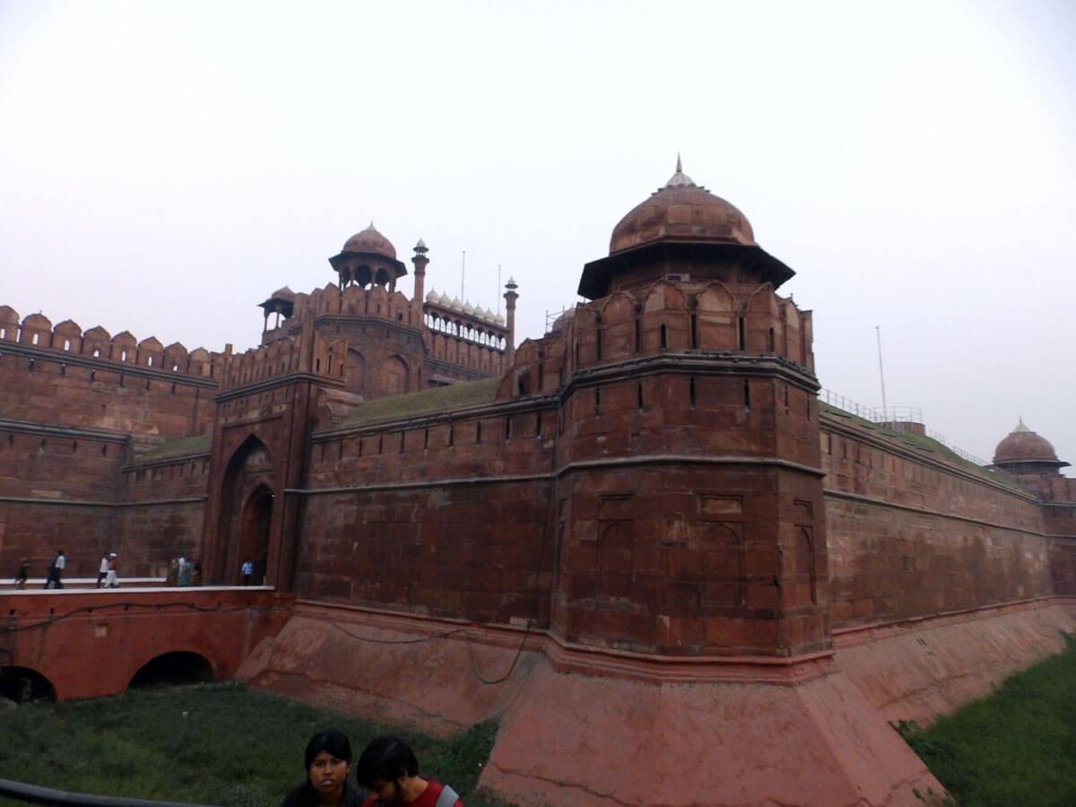 Red Fort, New Delhi Indie